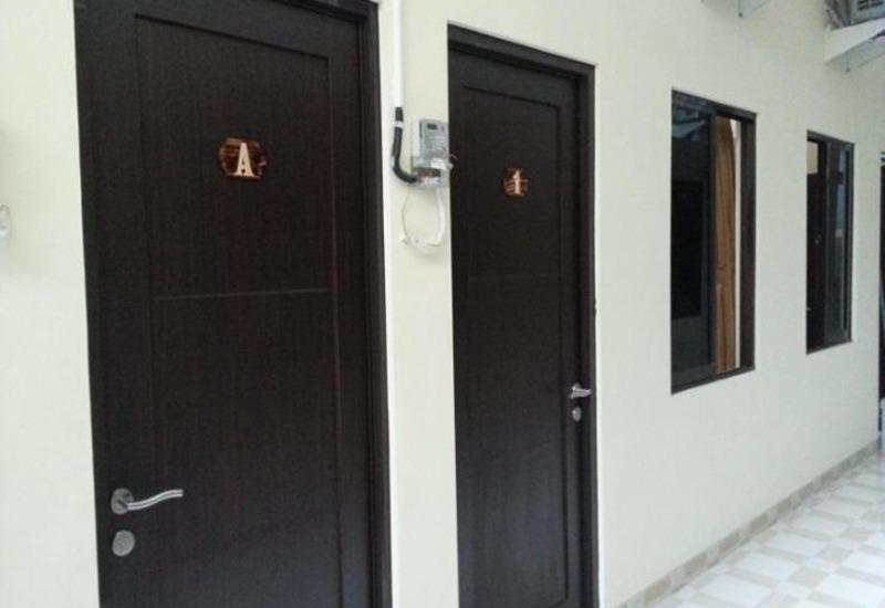 Rumah Verde Bogor - Koridor