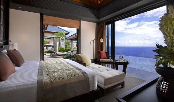 Banyan Tree Ungasan Hotel Bali - Kamar Tamu