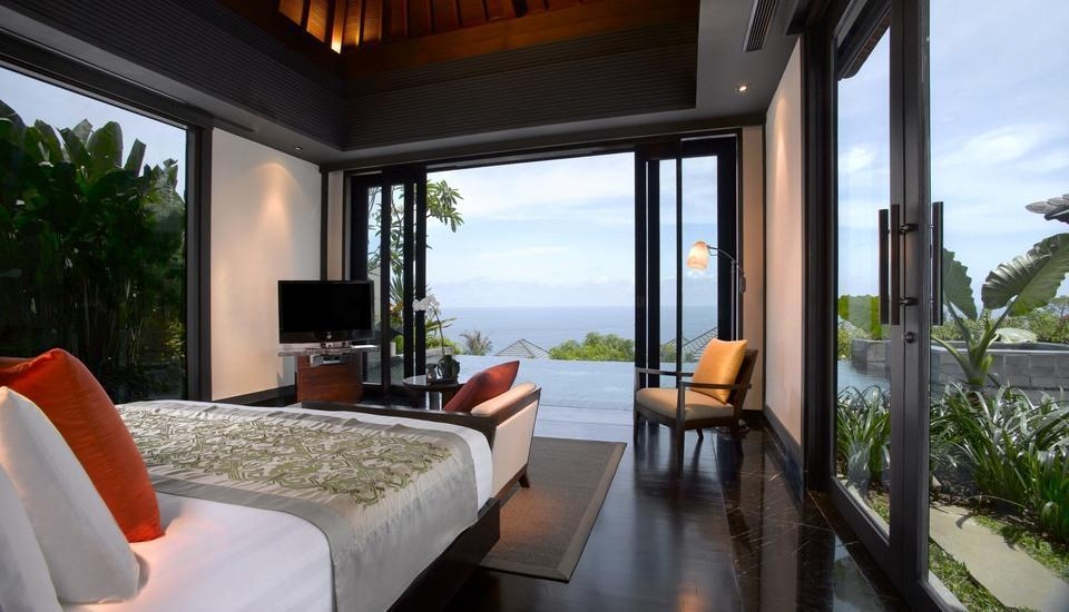 Banyan Tree Ungasan Hotel Bali - Pool Villa Ocean View Last Minute Offer – 15% off derived from BAR