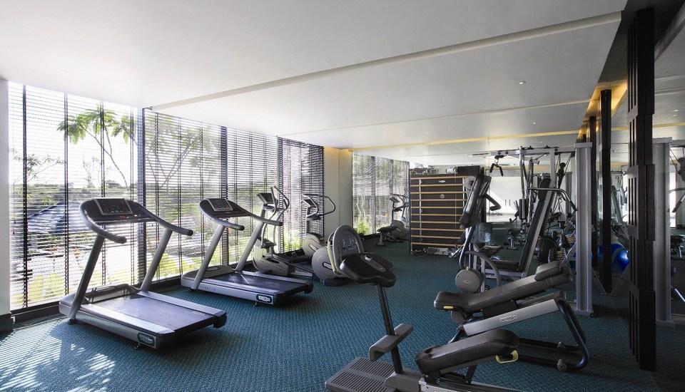 Banyan Tree Ungasan Hotel Bali - Fitness Center