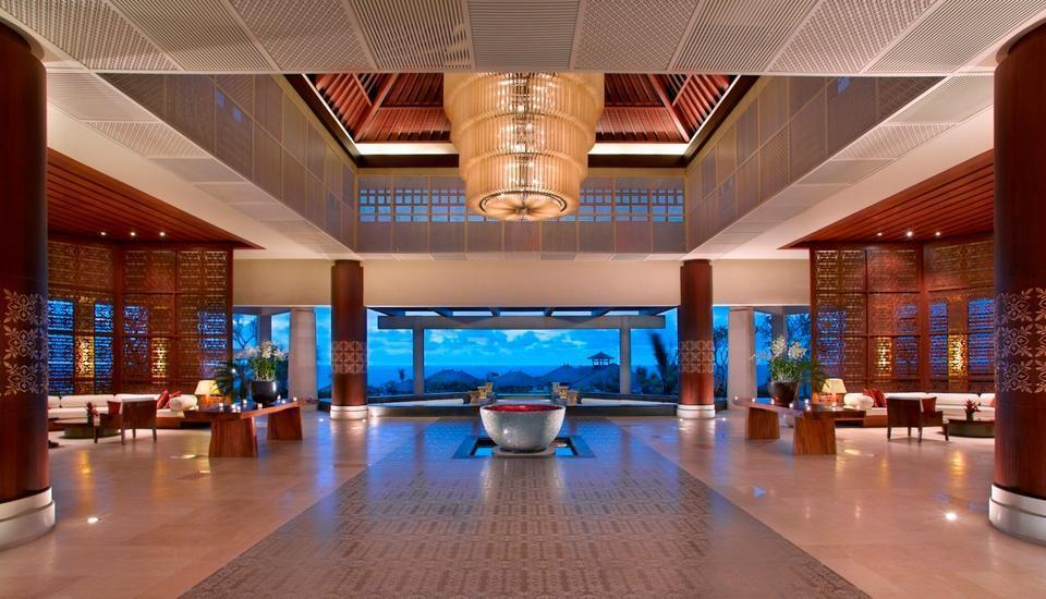 Banyan Tree Ungasan Hotel Bali - Lobby