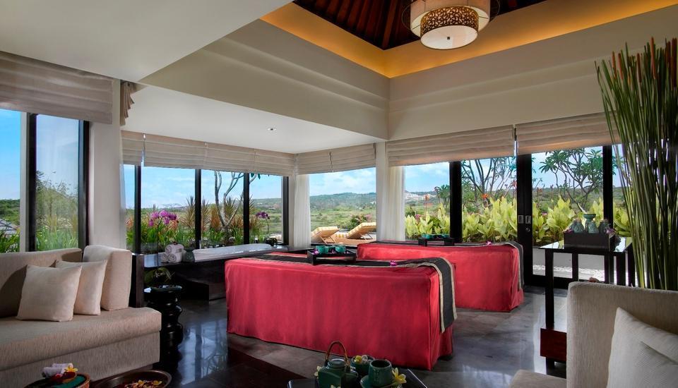 Banyan Tree Ungasan Hotel Bali - Spa Room