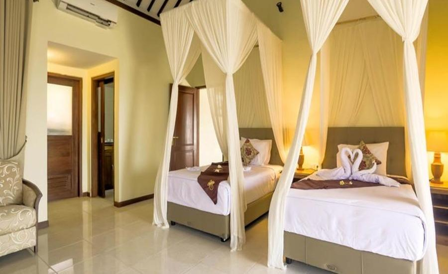 Taman Ujung Resort & Spa Bali - Deluxe Two Bedroom Save 35%