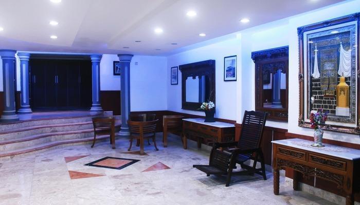 Grand Malaka Ethical Hotel Palembang - LOBBY