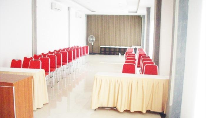 Grand Malaka Ethical Hotel Palembang - Metting Room