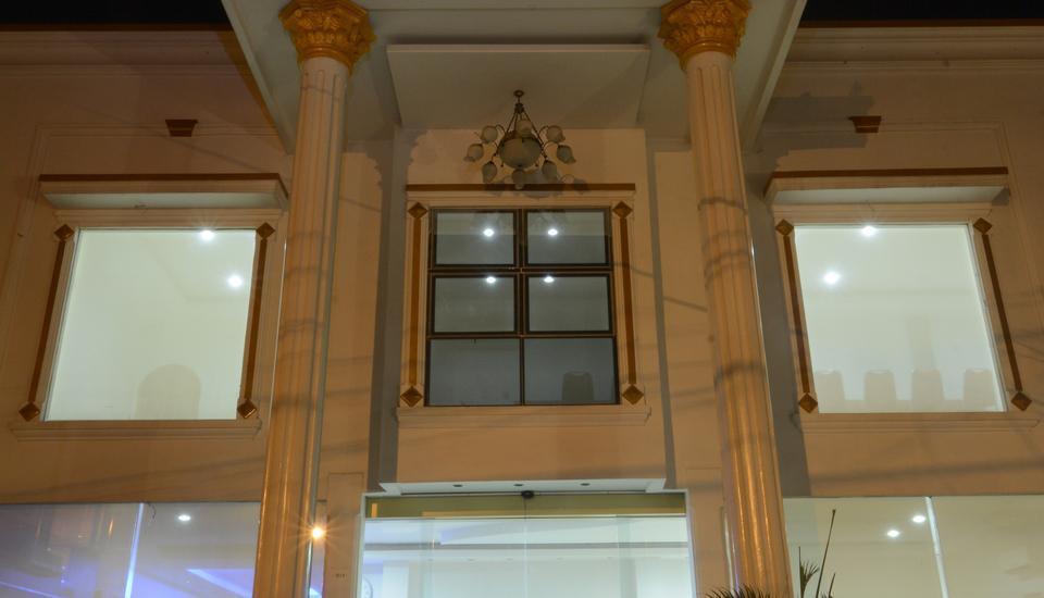 Grand Malaka Ethical Hotel Palembang - Penampilan