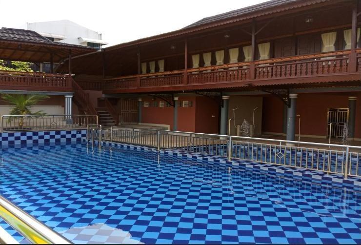 Grand Malaka Ethical Hotel Palembang - Pool
