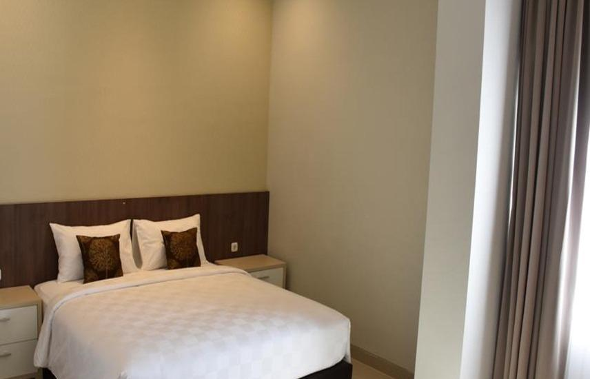 Moscha Hotel Surabaya - Moscha Medium Double Room Regular Plan