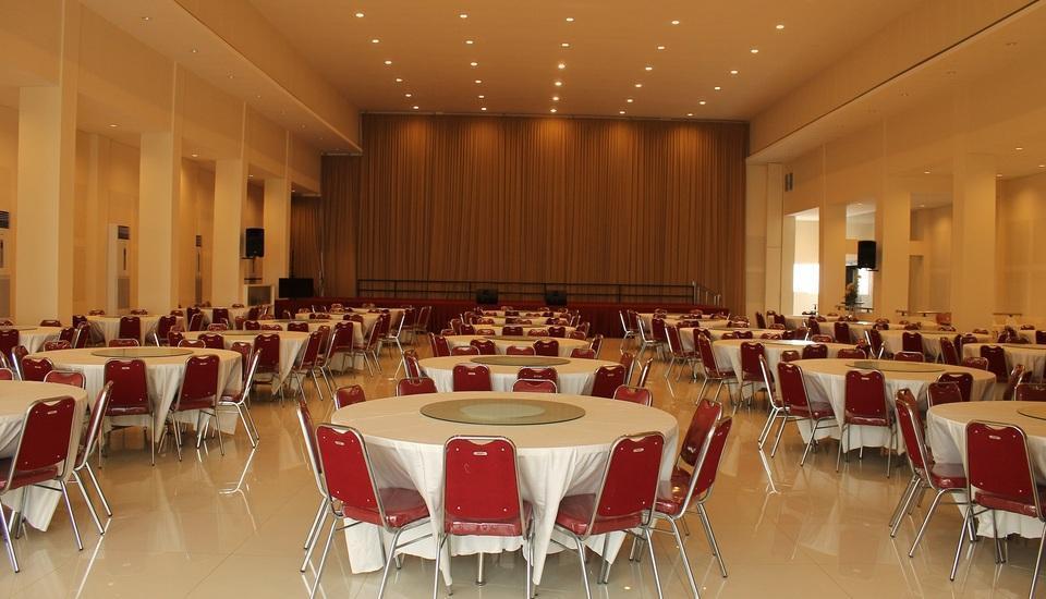 MOSCHA Hotel Gubeng Surabaya Surabaya - Ballroom