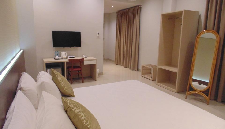 MOSCHA Hotel Gubeng Surabaya Surabaya - MOSCHA Large Room (With Breakfast) Regular Plan