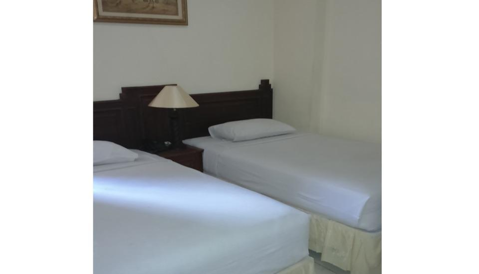 Archie Hotel Ternate - Superior Twin Bed Regular Plan