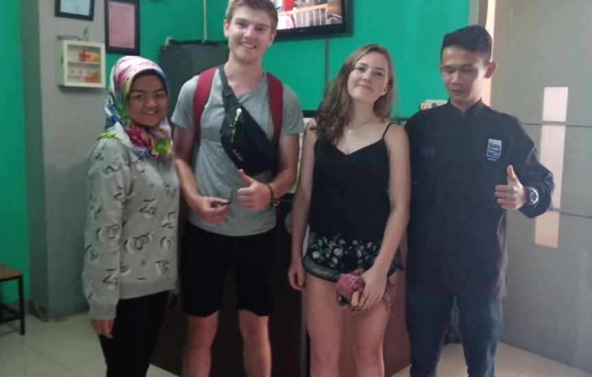 Chez Bon Hostel Bandung - Tamu