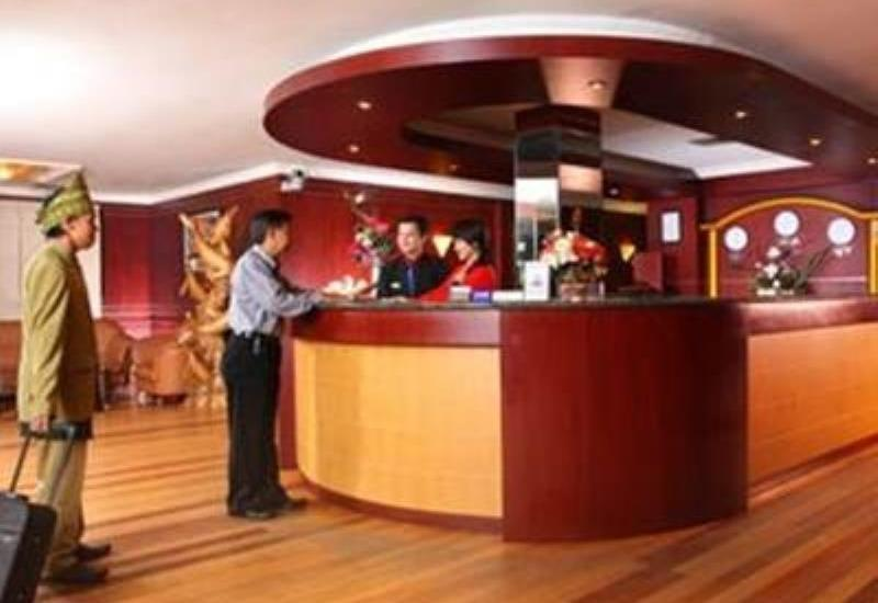 Blue Atlantic International Hotel Banjarmasin - Interior