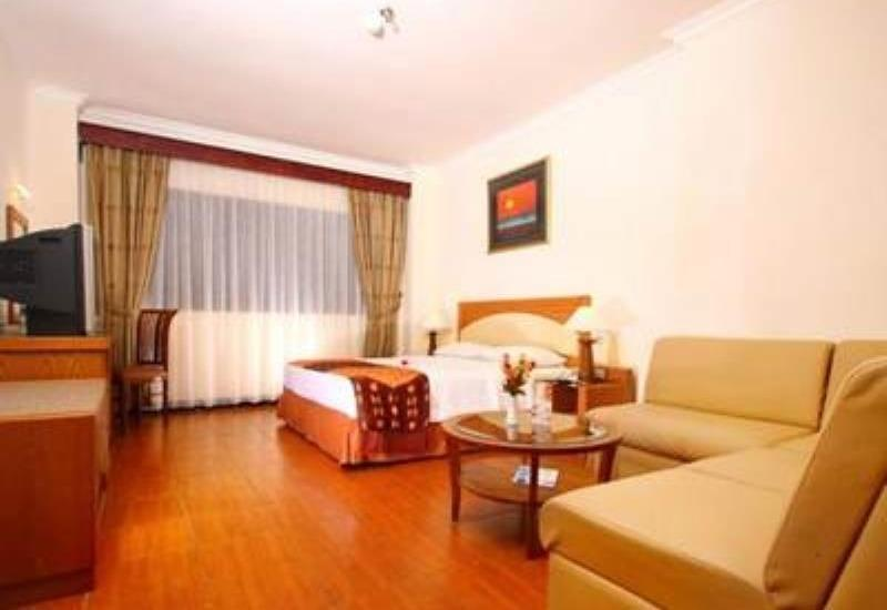 Blue Atlantic International Hotel Banjarmasin - Kamar tamu