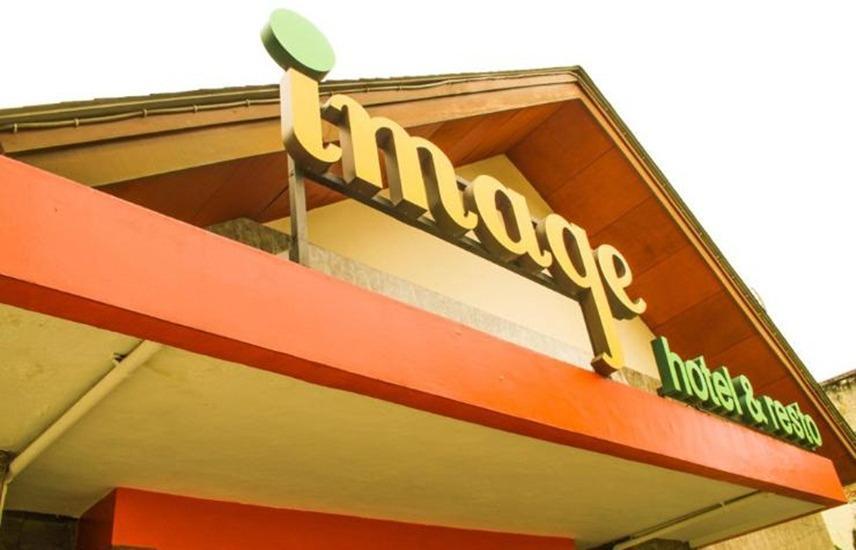 Image Hotel & Resto Bandung - Eksterior