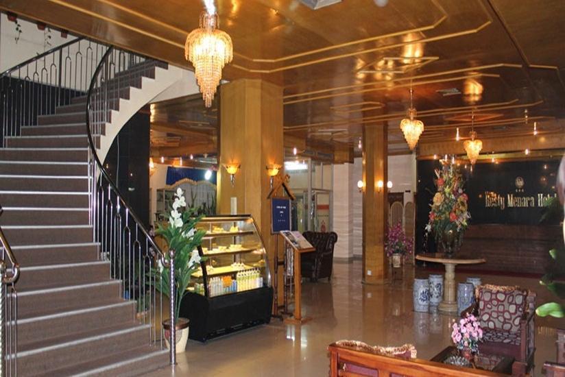 Hotel Resty Menara Pekanbaru - Interior