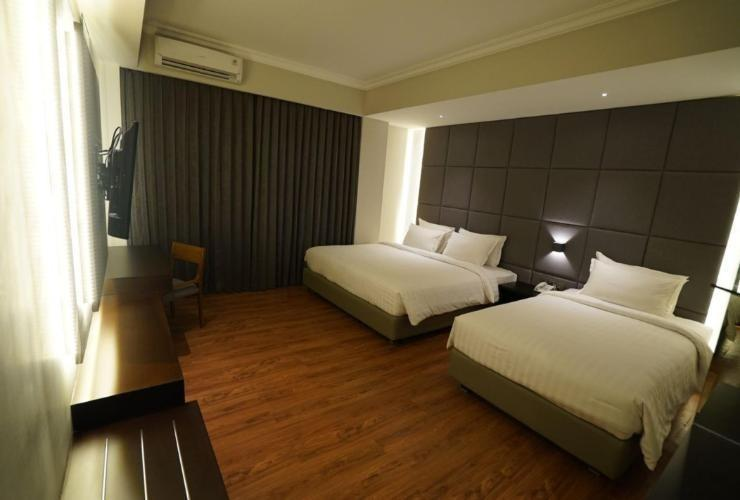 De Lobby Suite Hotel Batu - Guest room
