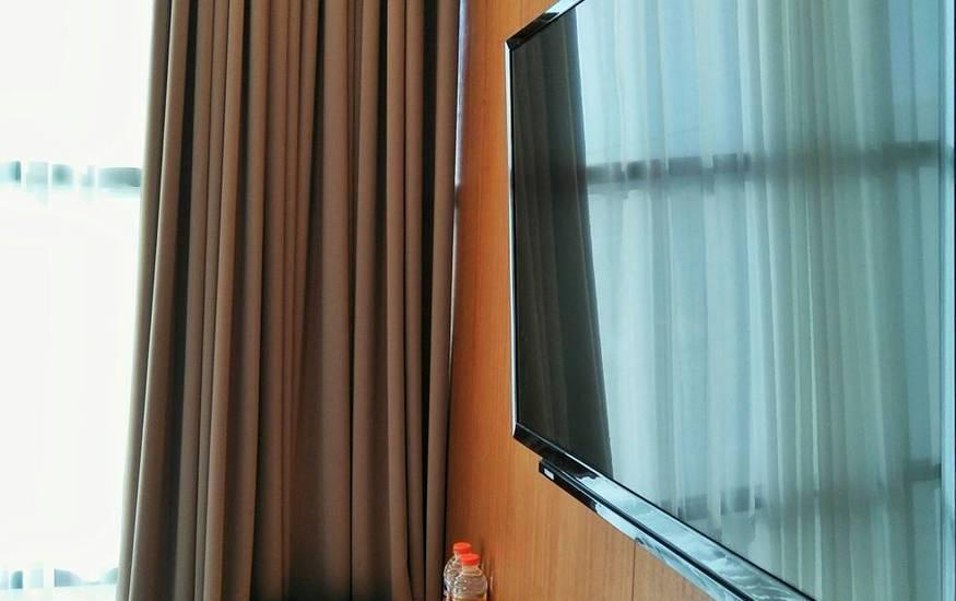 Ekon Hotel Yogyakarta - tv