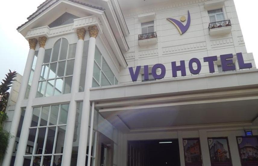 Vio Hotel Surapati Bandung - Eksterior