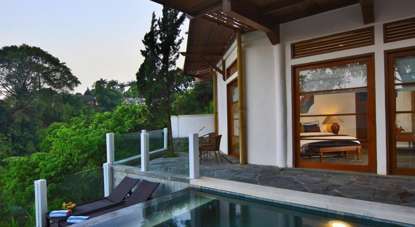 Novus Giri Resort & Spa Puncak - Pemandangan