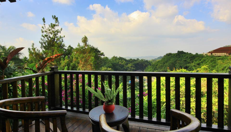 Novus Giri Resort & Spa Puncak - Daiva Spa
