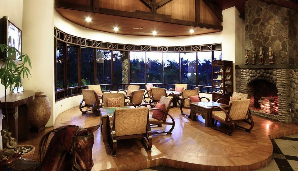 Novus Giri Resort & Spa Puncak - Lobby