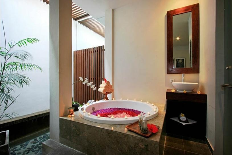 Kokonut Suites Bali - Kamar Mandi