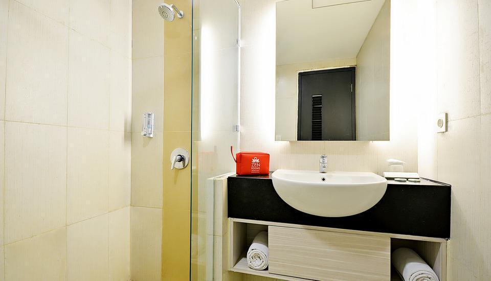 ZenRooms Pluit Bandengan - Kamar mandi