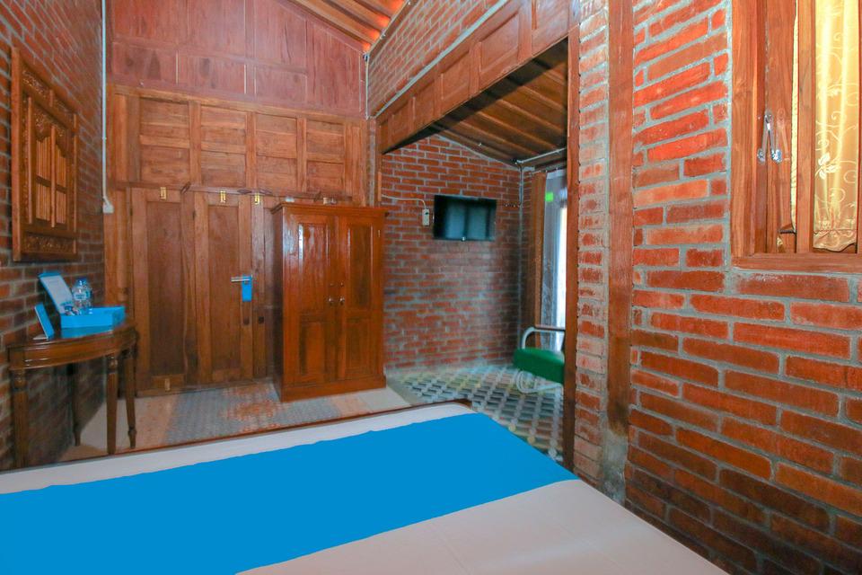Kamar penginapan di Airy Eco Syariah Bangunharjo Saman Dua 155B Yogyakarta