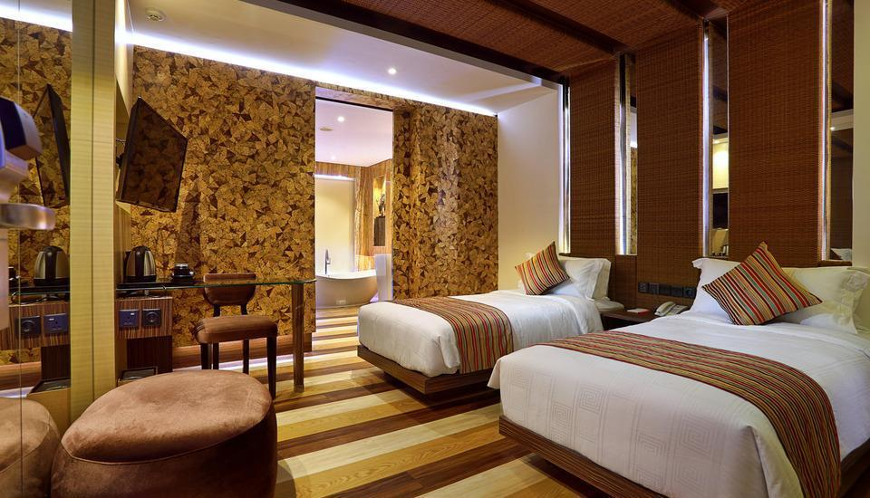 Mega Boutique Hotel and Spa Bali - Deluxe Suite Room Pegipegi Bali Special Promo
