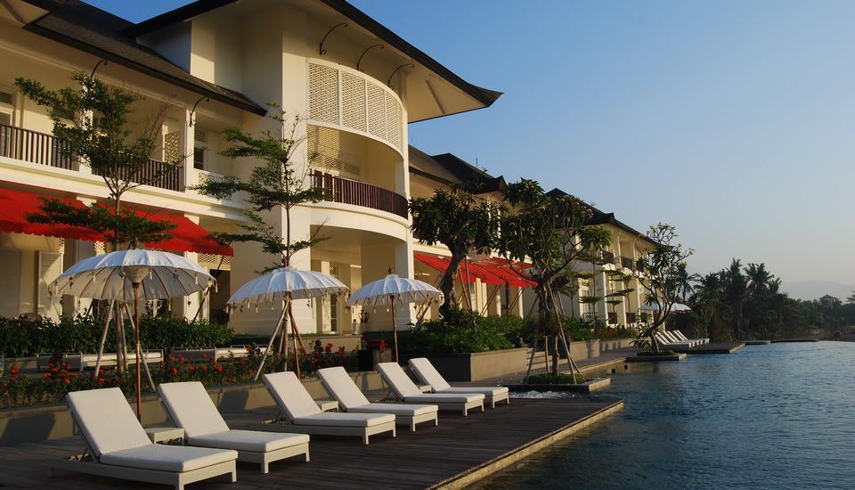 Rumah Luwih Bali - Kolam Renang