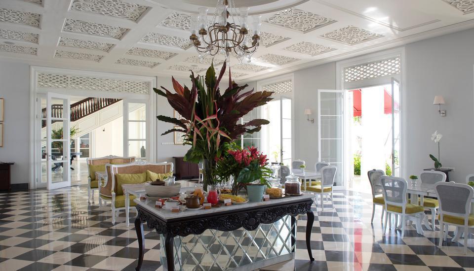 Rumah Luwih Bali - Restoran