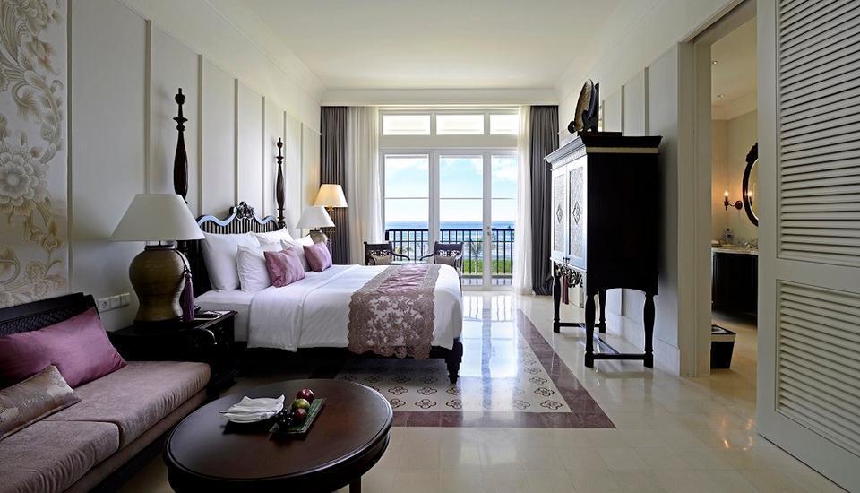 Rumah Luwih Bali - Kamar tamu