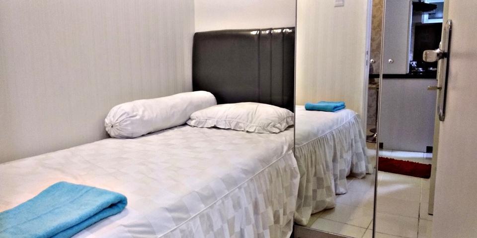 Hapukh Room at Serpong Green View Apartment South Tangerang - Room