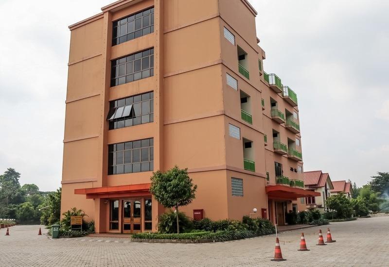 NIDA Rooms Panjaitan 18 Halim Airport - Penampilan