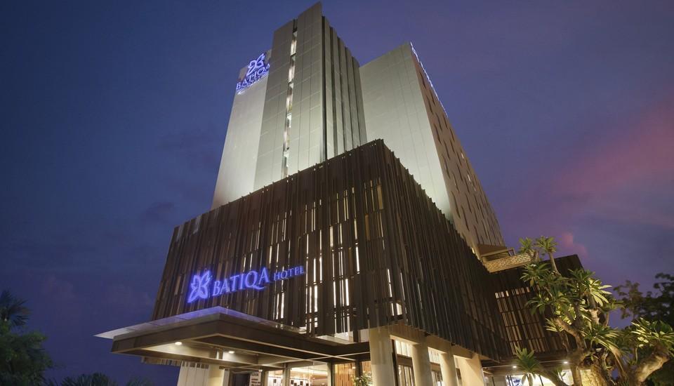 BATIQA Hotel Jababeka - Hotel Front