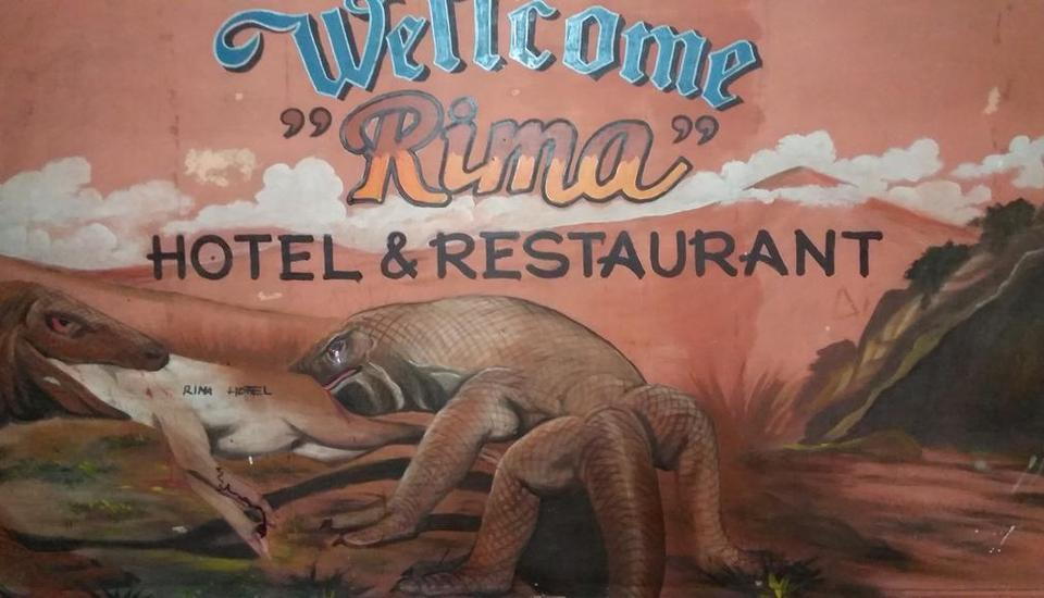 Hotel Rima Ruteng Ruteng - View