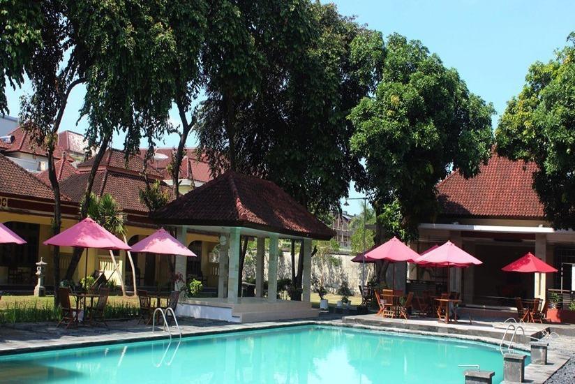 Graha Ayu Hotel Lombok - Kolam Renang