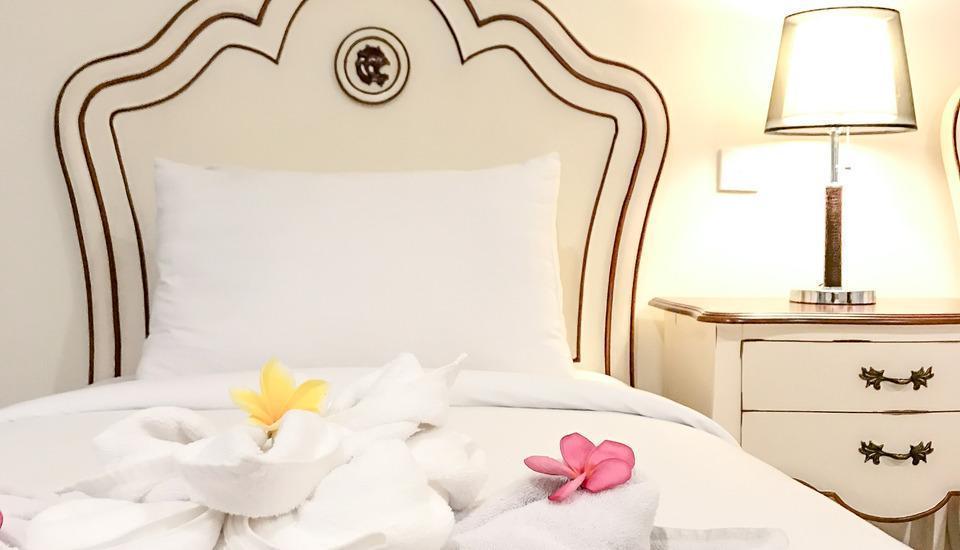 Graha Ayu Hotel Lombok - Kamar Deluxe
