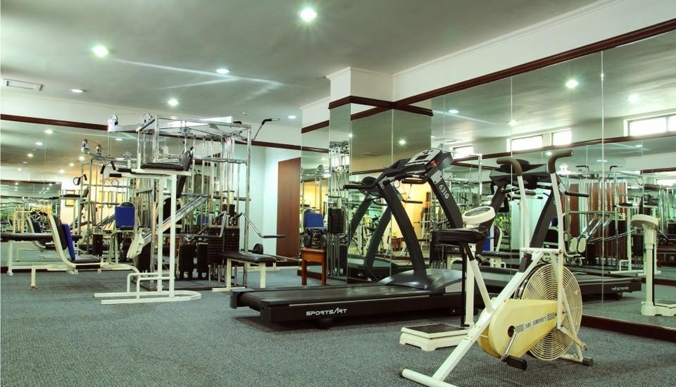 Hotel New Saphir Yogyakarta - Pusat Kebugaran