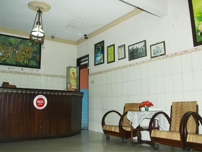 NIDA Rooms Panglima Sudirman 99 Malang - Resepsionis