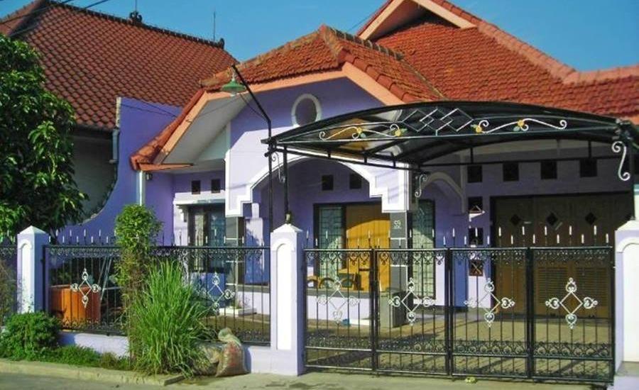 Sukaraja Guest House Bandung - Eksterior