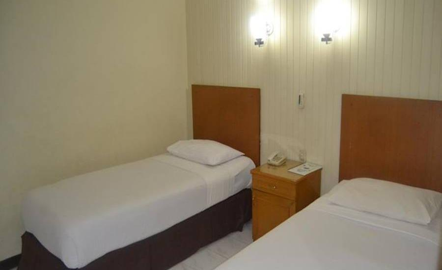 Violand Garden Hotel Samarinda - Kamar tamu
