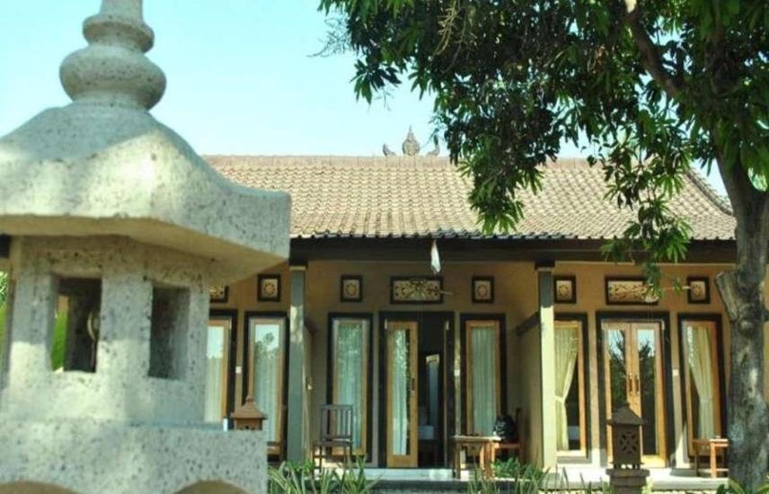 Sunjiwani Homestay Bali - Eksterior
