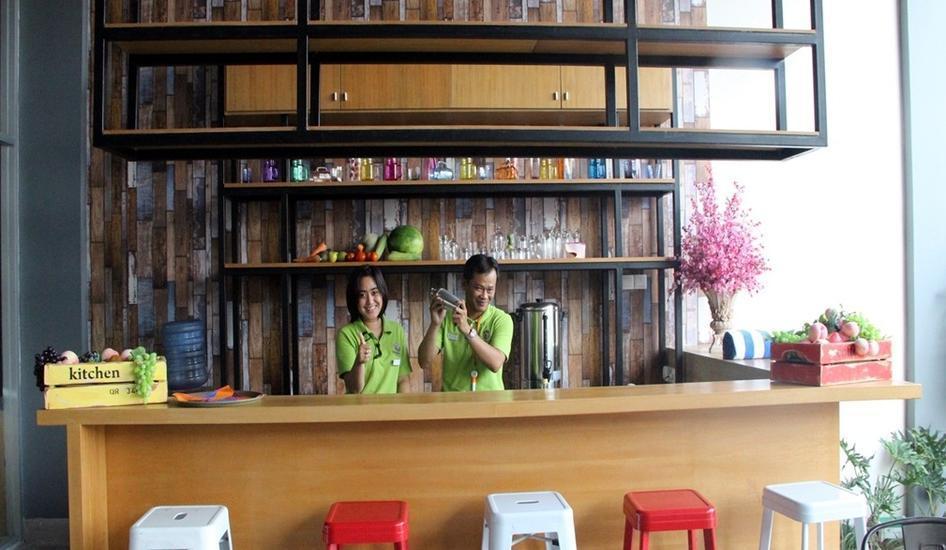 Tjokro Style Yogyakarta Yogyakarta - Bar