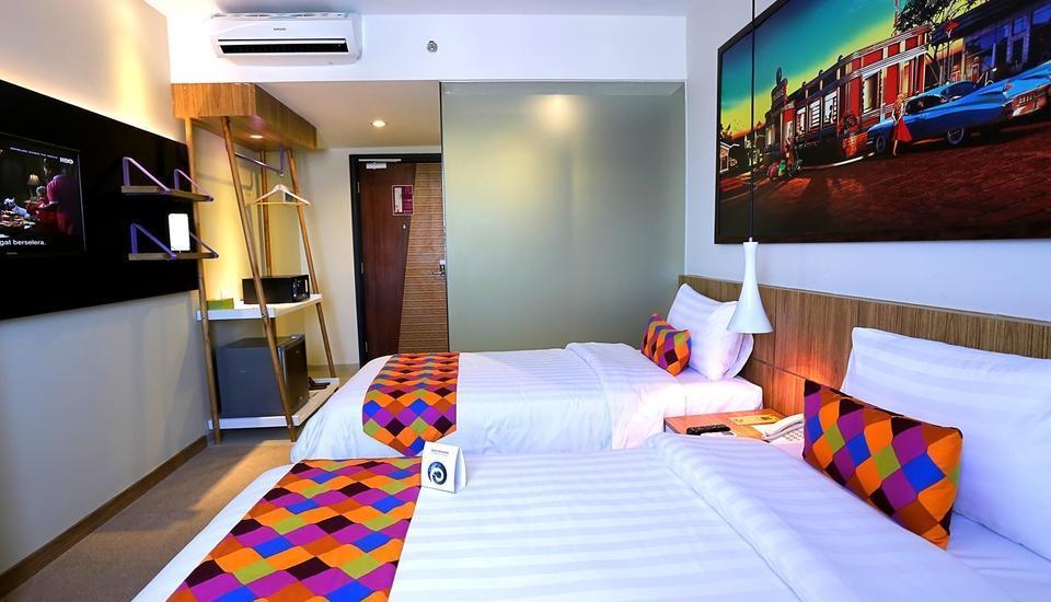 Tjokro Style Yogyakarta Yogyakarta - Deluxe Room Only Regular Plan