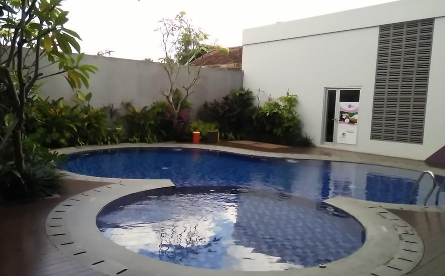 Tjokro Style Yogyakarta Yogyakarta - Area kolam renang