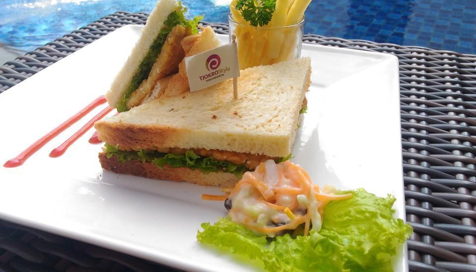 Tjokro Style Yogyakarta Yogyakarta - Sandwich