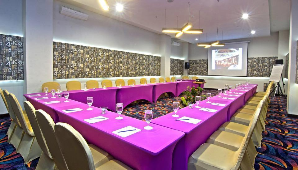 Tjokro Style Yogyakarta Yogyakarta - Ruang Meeting