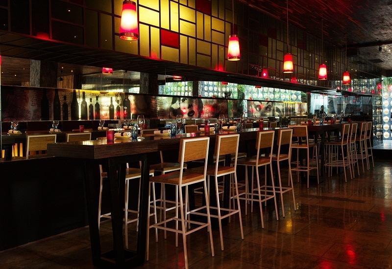 Peppers Seminyak - Restoran The Laneway